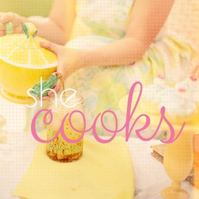She Cooks